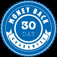 30-Day Full Money Back Guarantee